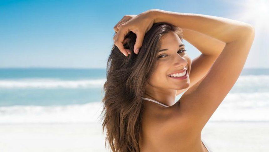 Trucos para cuidar el cabello en verano