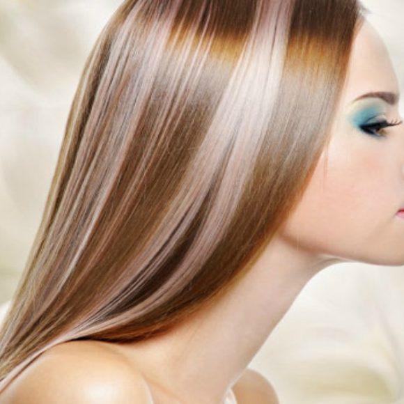 7 Tipos de mechas para el cabello