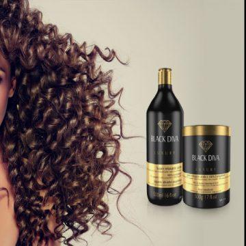 Black Diva Ybera: Un alisado progresivo
