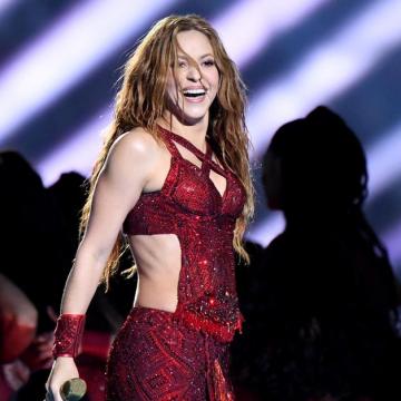 Shakira: 7 hermosos colores de pelo