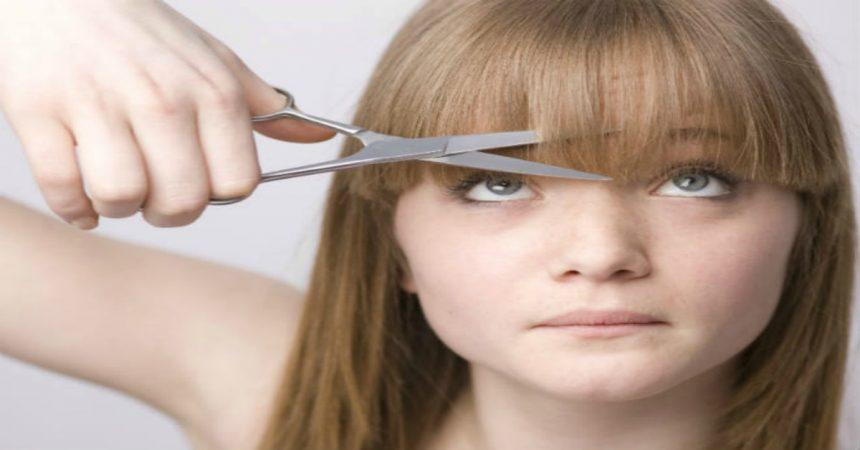 ¿Cómo cortarse el pelo uno mismo?