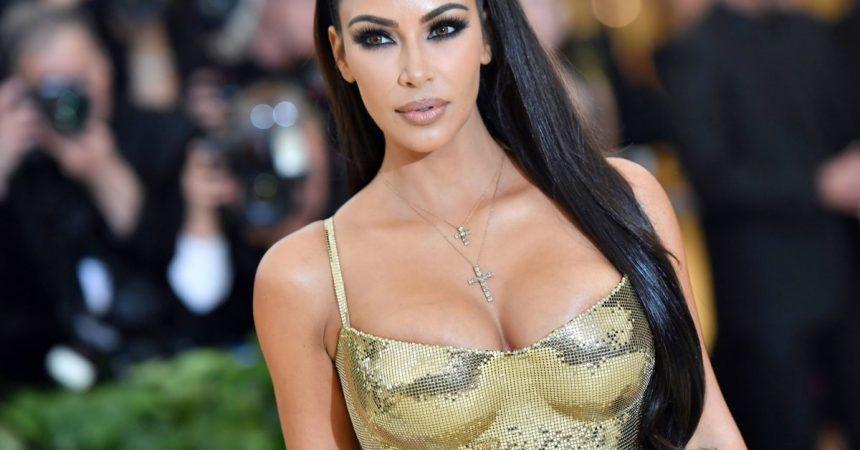 Kim Kardashian: 6 Deslumbrantes peinados de la famosa