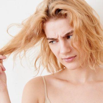 5 Efectos secundarios de decolorar el cabello